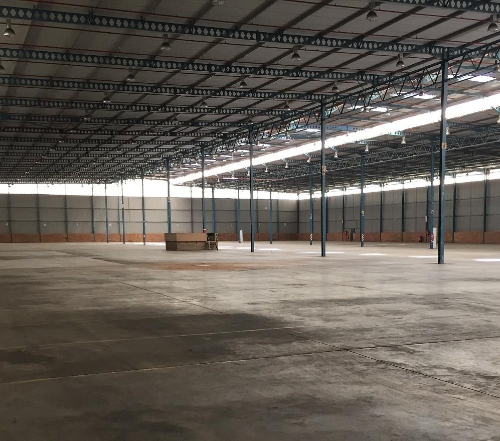 Jetpark warehouse