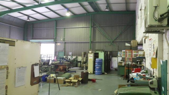 500sqm Warehouse to Let in Westmead