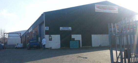 Industrial Warehouse Sebenza