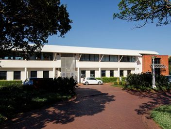 Secure Office Park in La Lucia Ridge