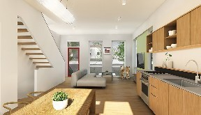 Chicago,USA, townhouse, for sale