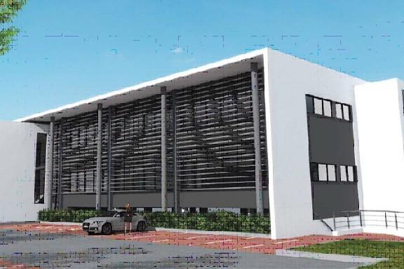 New development in Umhlanga Ridge , Glass Hou
