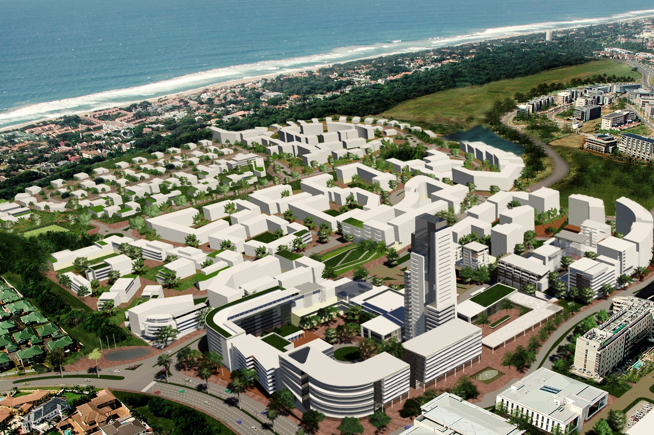 umhlanga rock, land for sale