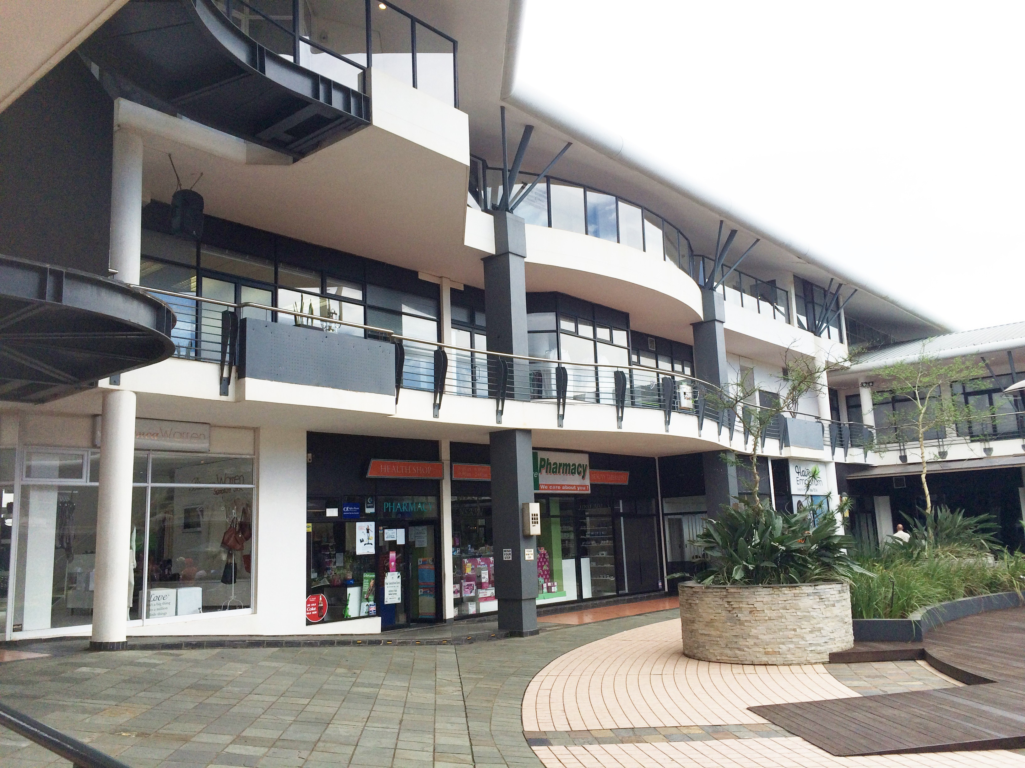 Smaller Office Spaces Available in Umhlanga