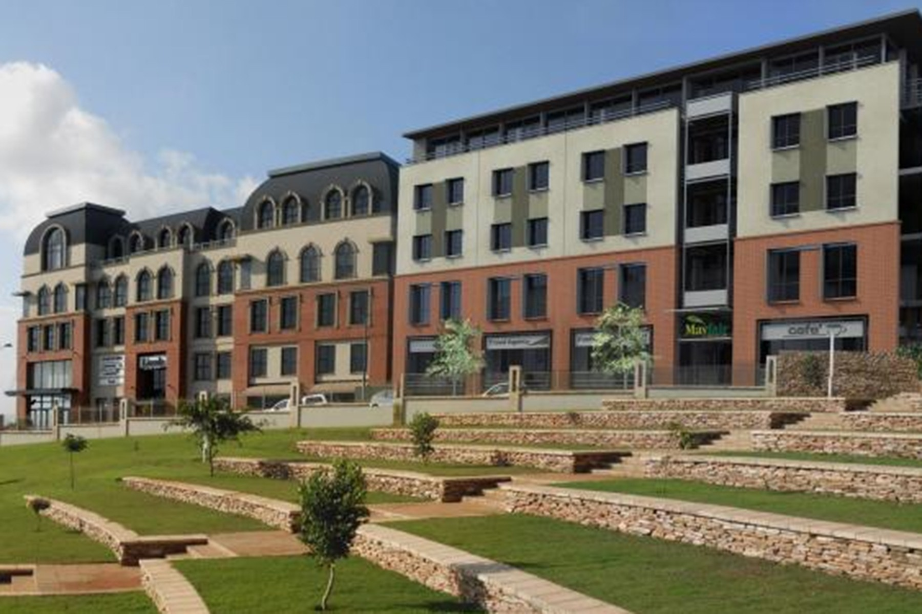 Lovely offices in Umhlanga New Town Centre