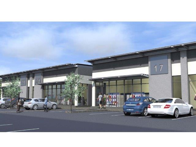 Outlet Park Retail unit to Rent - Front Row S