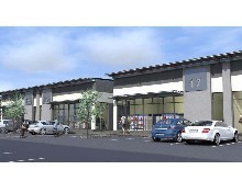 Outlet Park Retail unit to Rent - Front Row S