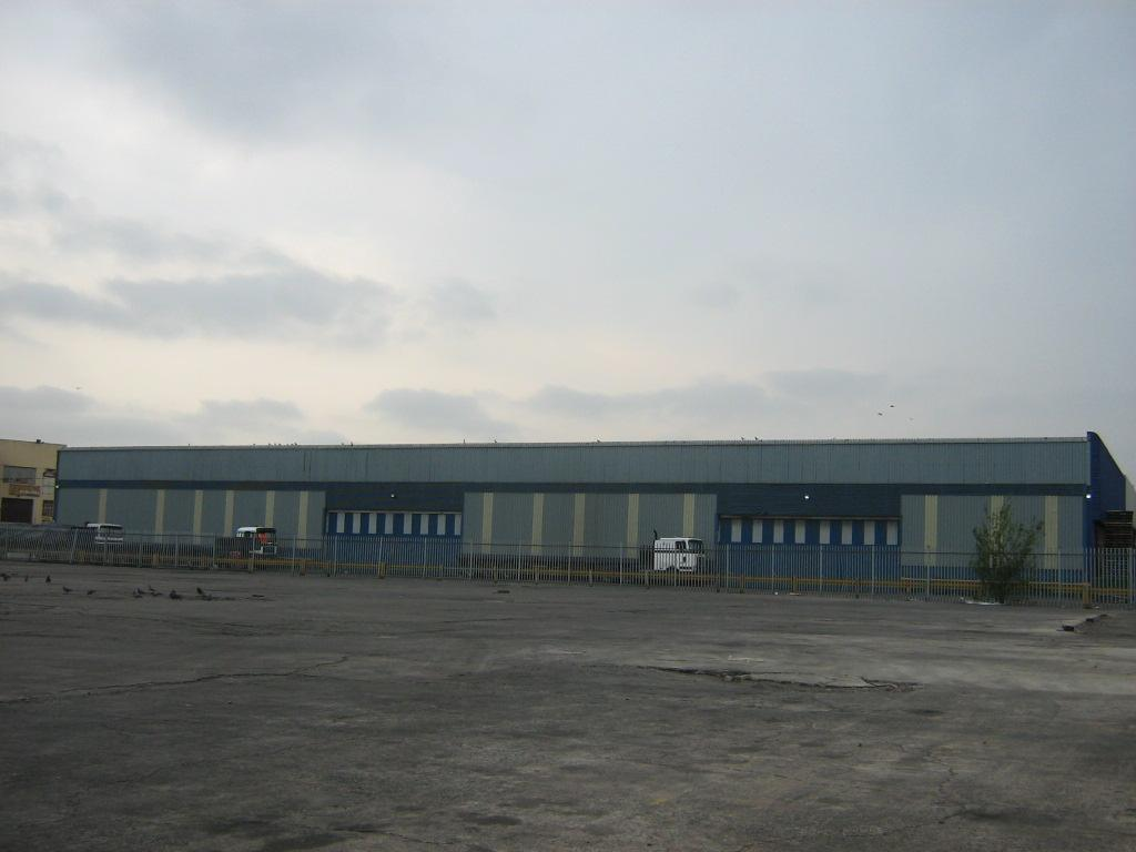 Logistical Warehouse to Let - Jacobs