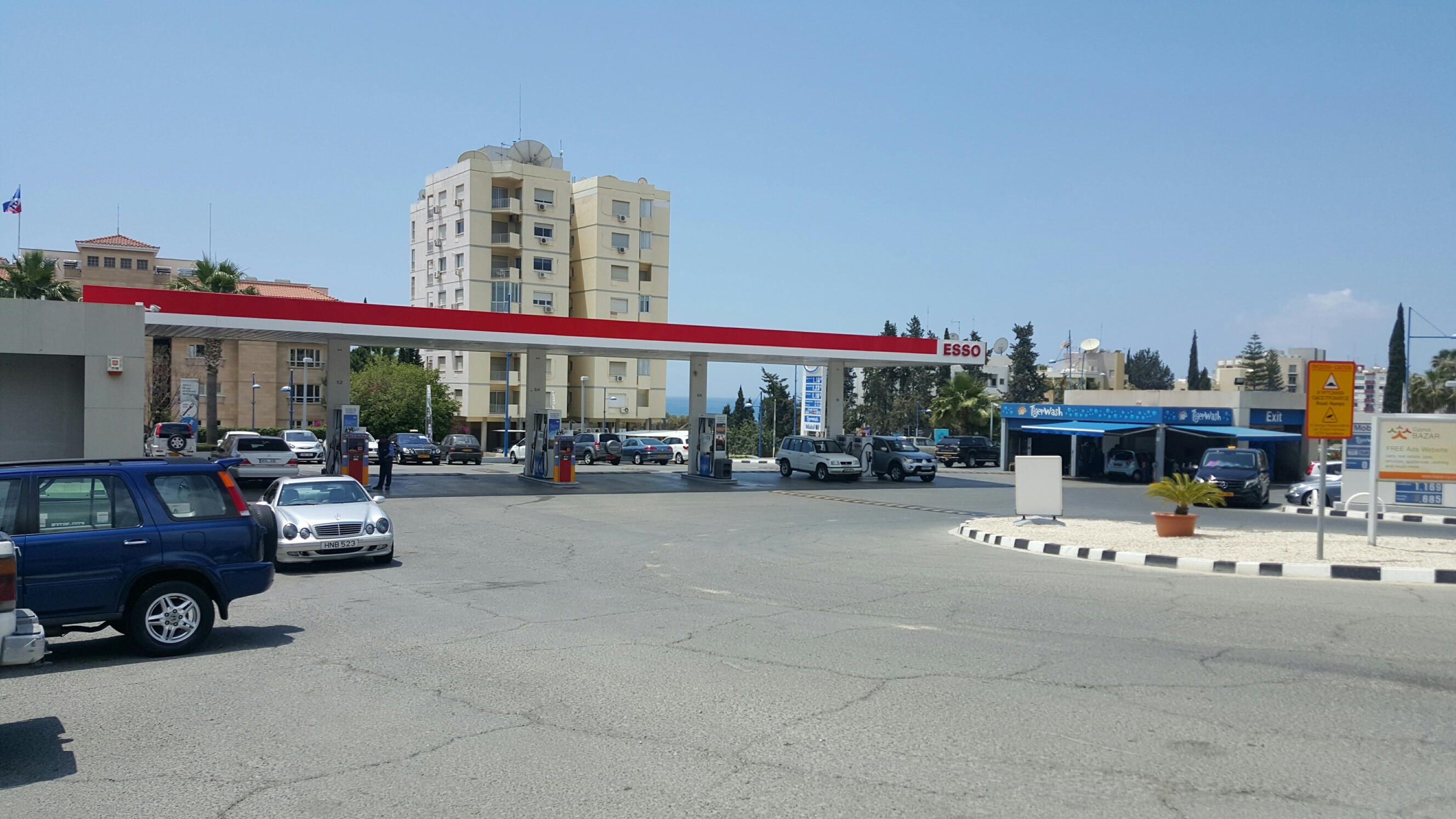 Cyprus Petrol Station Business