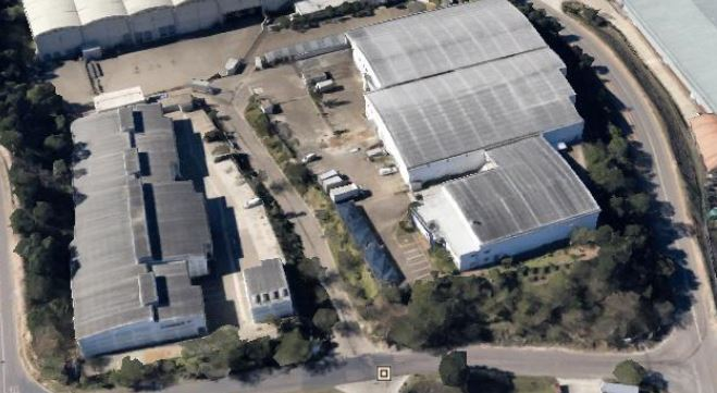 Westmead Industrial Warehouse Park