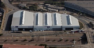 Industrial Free Standing Warehouse