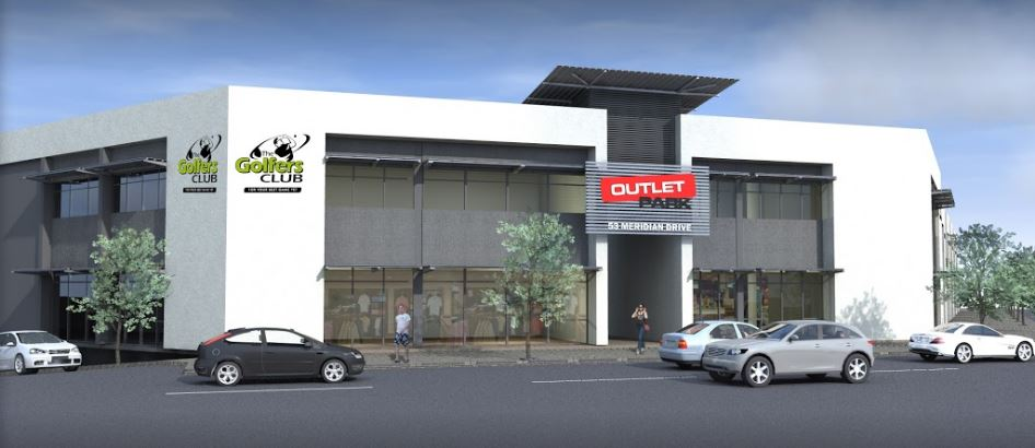 Retail unit to let in Outlet Park