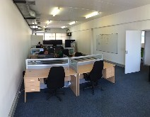 Neat Office Unit to let in secure park