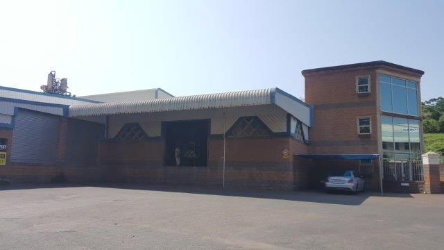 industrial for rent durban