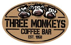 Three Monkeys Coffee Shop For Sale