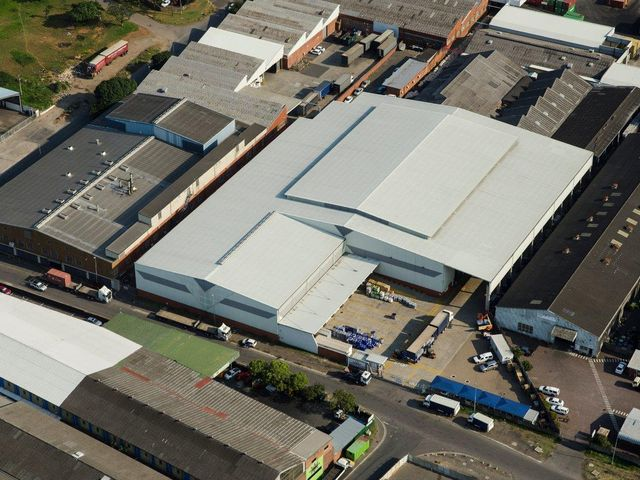 Warehousing Facility in Jacobs - To Let