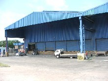 Warehouse in secure park - To Let in Mobeni
