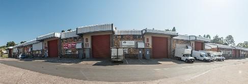Mini Factories to Let -Secure Park - Westmead