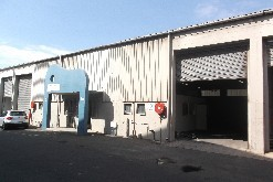 Industrial Space to Let - Secure park Congell