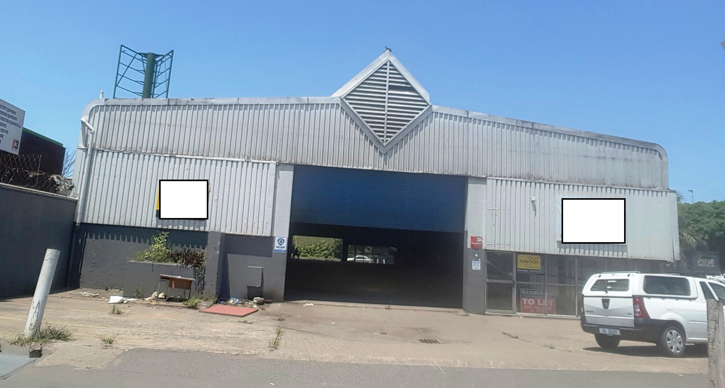 High Exposure Workshop For Sale - Rossburgh