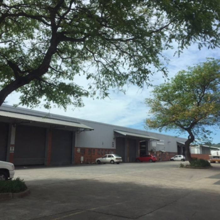 Secure Warehouse New Germany To Let