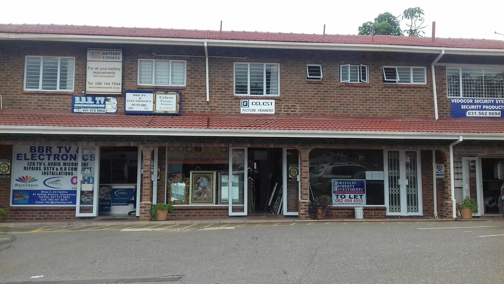 Retail unit to let in Glenashley