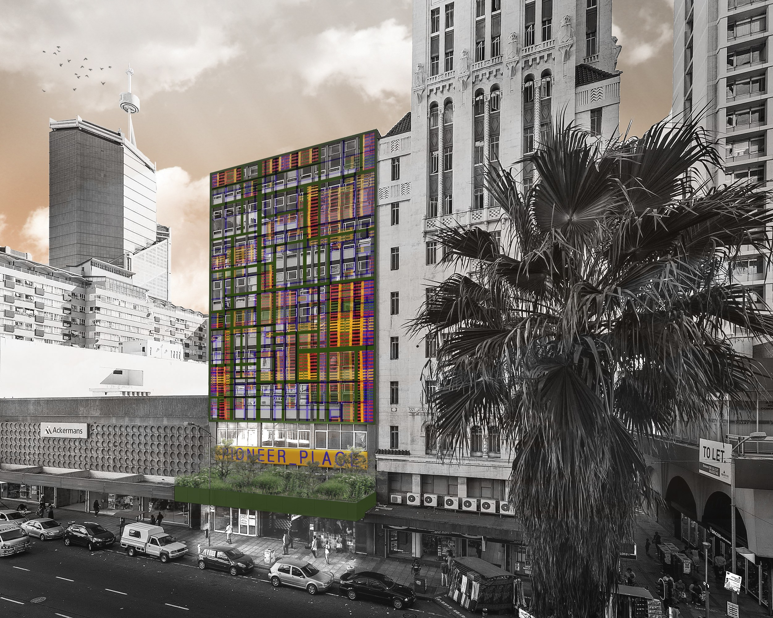 Exciting Redeveloped Commercial Space CBD