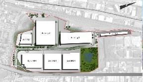 New Warehousing Clairwood Development