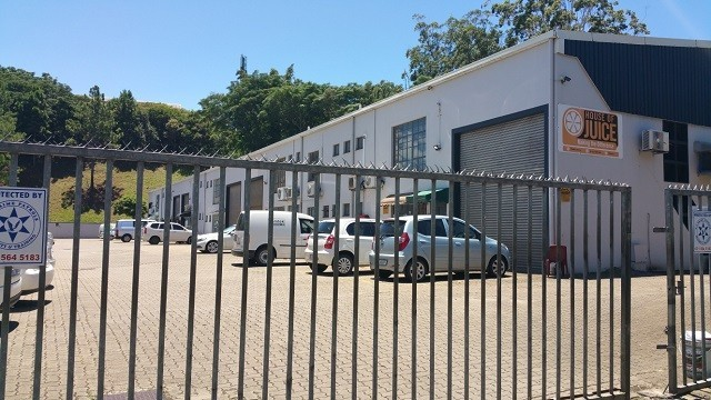 Industrial warehouse to let in Durban