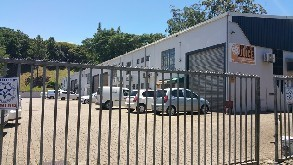 Industrial Warehouse to Rent in Durban