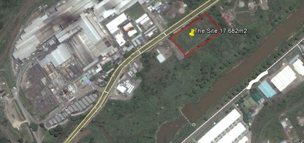 Industrial land for sale in Pietermaritzburg