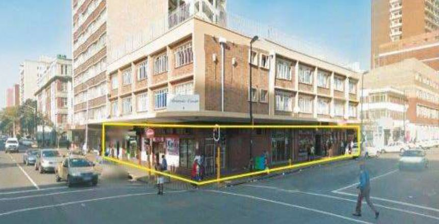 Durban CBD Retail for sale