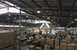 Secure Warehousing - PROSPECTON