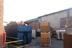 Warehousing to lease - JACOBS
