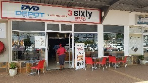 3 Sixty Pizza & DVD Depot For Sale