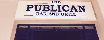 The Publican Bar And Grill In Irene For Sale