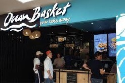 Ocean Basket In Westwood Mall For Sale