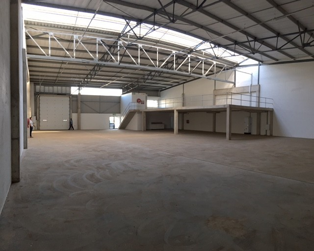 Industrial Property To Let Cornubia