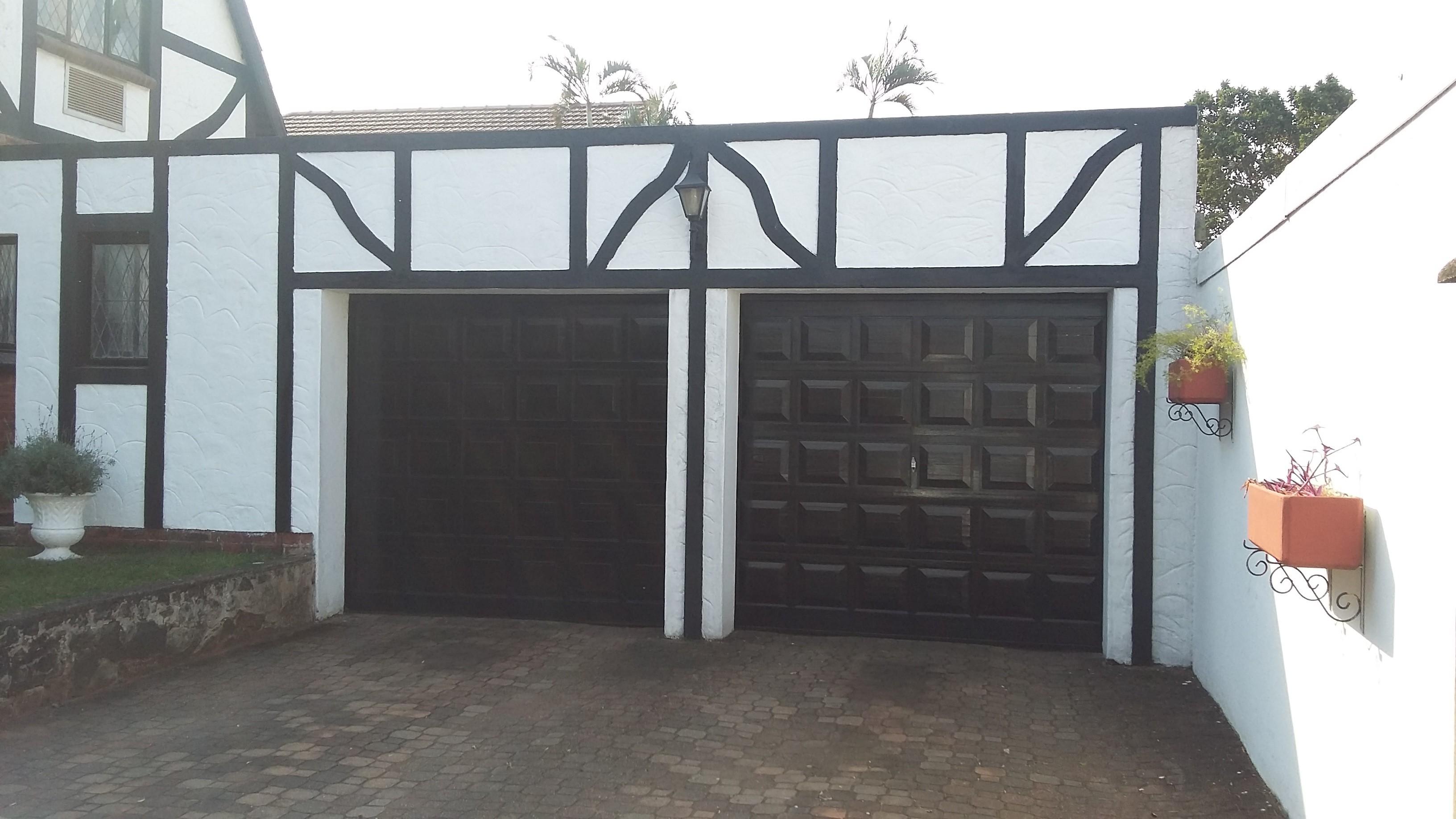 Carport doors