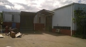 Red hill Industrial property