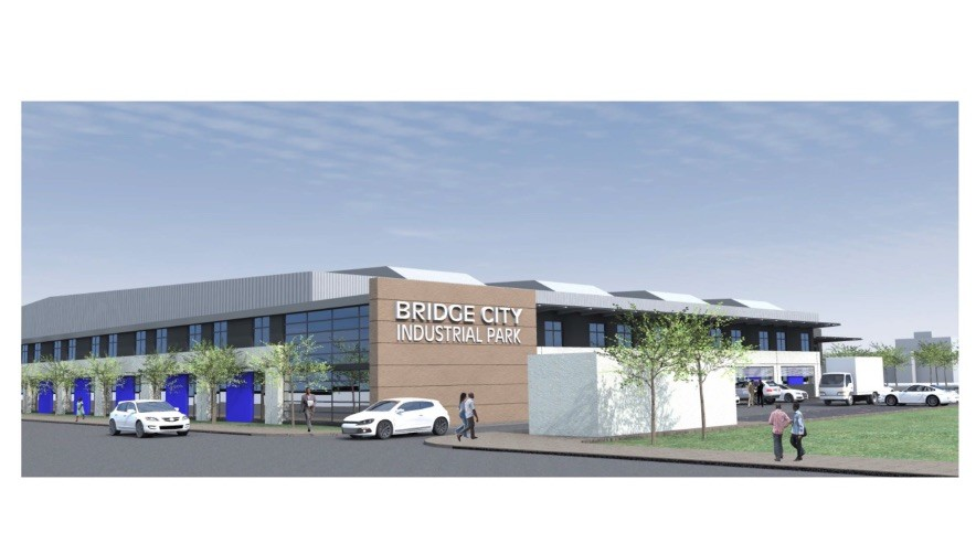 Bridge City, Phoenix, Development, Land, Rent, Logistics, Warehouse