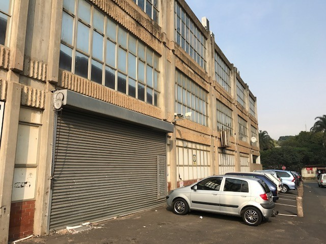 industrial to let over port