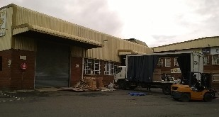 Industrial, warehouse, springfield Park