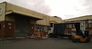 Industrial, warehouse, springfield Park