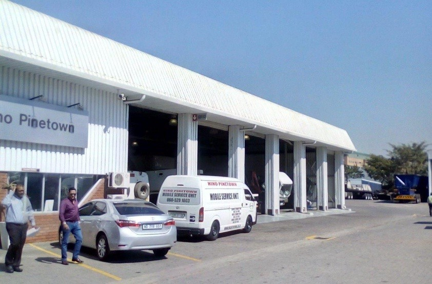 Prime Warehousing to let - Westmead