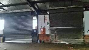 TRUCK/CAR WORKSHOP PROSPECTON MECHANICAL SECURE  WORK SPACE