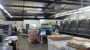500M2 FACTORY PROSPECTON TO LET CLEAN UNIT
