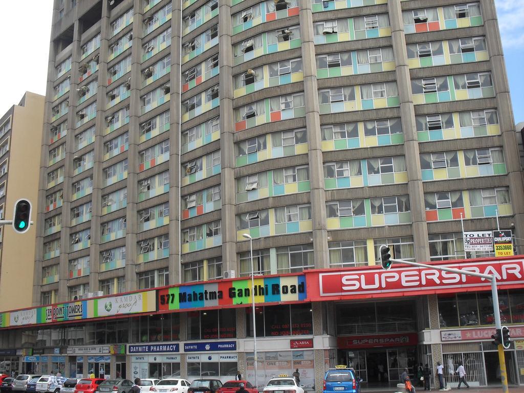 Flat to rent in Durban CBD