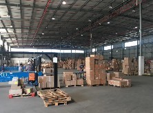 Riverhorse, Warehouse, Logistics
