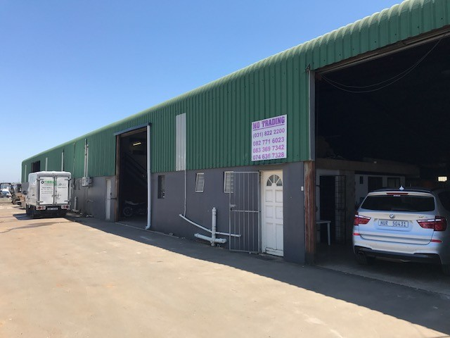 Glen anil to let warehouse